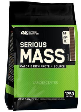 Thực phẩm tăng cân Serious Mass Gainer