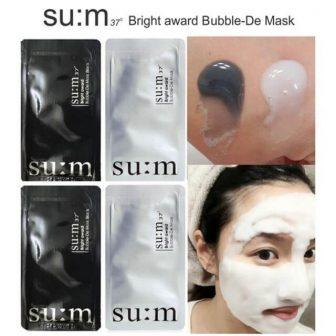 cách dùng mặt nạ thải độc sum