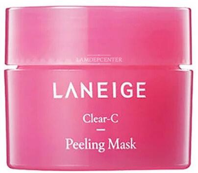 Mặt nạ tẩy tế bào chết Laneige Clear C Peeling Mask