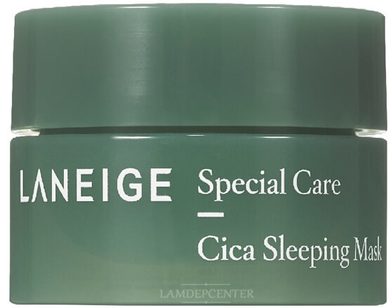 Mặt nạ tẩy tế bào chết Laneige Special Care Cica Sleeping Mask