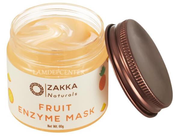 Mặt nạ tẩy tế bào chết Zakka Naturals Fruit Enzyme Mask