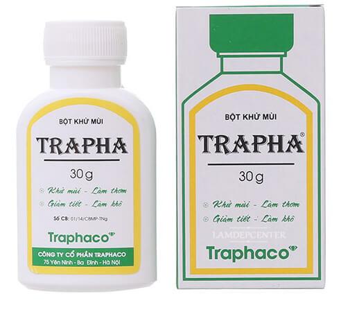 Thuốc trị hôi chân Trapha